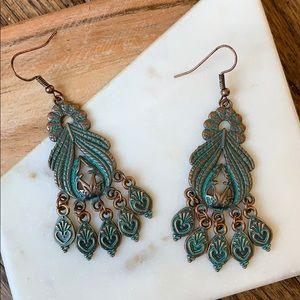 BOGO! Ornate Metal Earrings